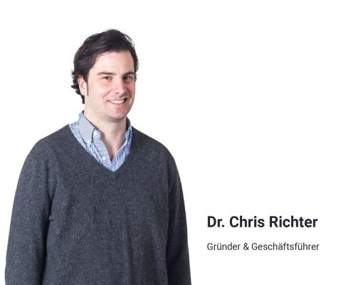 Foto von Dr. Chris Richter