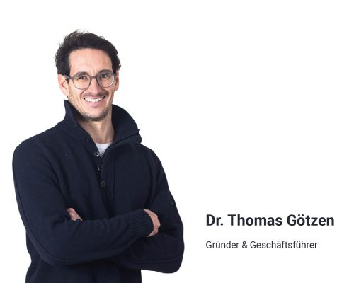 Foto von Dr. Thomas Götzen